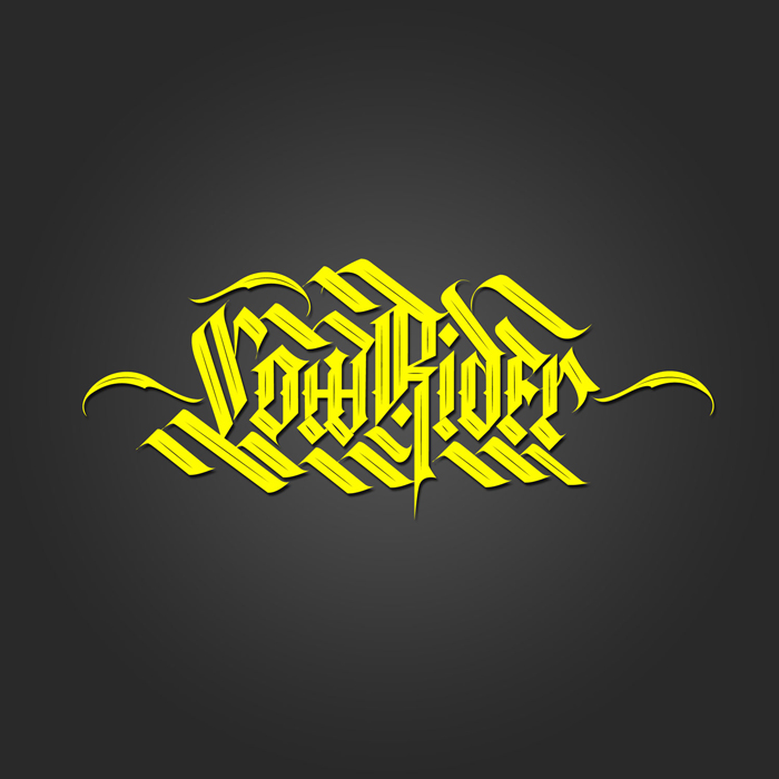 Lowrider Lettering-1