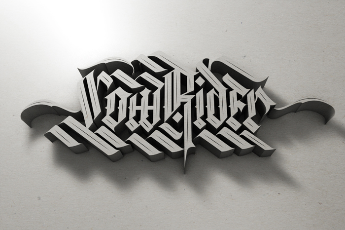 Lowrider Lettering-2